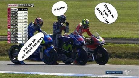meme lorenzo marah dengan iannone pertamax7.com motogp australia 2015