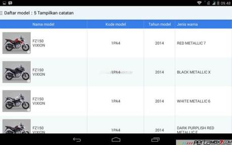 Mencoba Aplikasi Android Yamaha PartsCatalogue buat cek spare parts 06 pertamax7.com