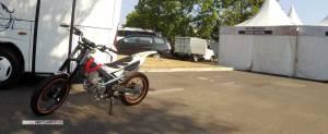 Modifikasi New Honda Sonic 150r Jadi Motor Trial Ini Memang Sadis 02Pertamax7.com