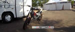 Modifikasi New Honda Sonic 150r Jadi Motor Trial Ini Memang Sadis 03Pertamax7.com