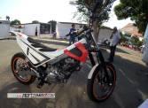 Modifikasi New Honda Sonic 150r Jadi Motor Trial Ini Memang Sadis 04 Pertamax7.com