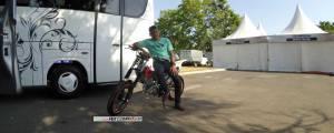 Modifikasi New Honda Sonic 150r Jadi Motor Trial Ini Memang Sadis 08Pertamax7.com