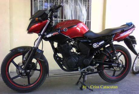 Modifikasi Yamaha SZ-R jadi Ala Ducati Panigale asal Filipina ini Unik 08 Pertamax7.com