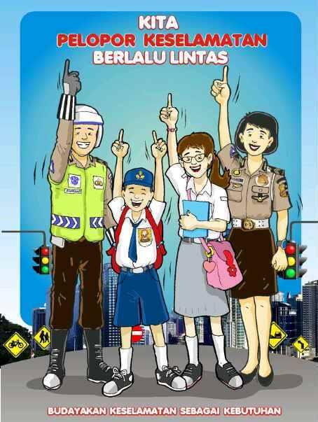 OPERASI ZEBRA LODAYA 22 Oktober sampai 4 November 2015 Serentak Seindonesia, Siapkan Surat, Penjahat dan pelanggar Jangan lewat Jalan Raya pertamax7.com