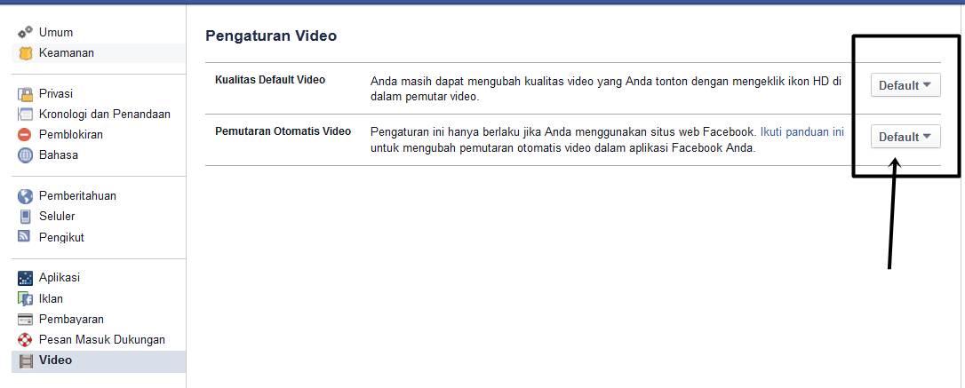pemutaran otomatis video facebook pertamax7.com