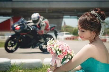Pre Wedding Pakai Yamaha R3 ini bisa buat inspirasi 02 pertamax7.com