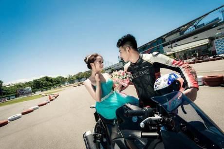 Pre Wedding Pakai Yamaha R3 ini bisa buat inspirasi 06 pertamax7.com