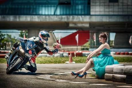 Pre Wedding Pakai Yamaha R3 ini bisa buat inspirasi 09 pertamax7.com