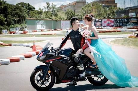 Pre Wedding Pakai Yamaha R3 ini bisa buat inspirasi 10 pertamax7.com