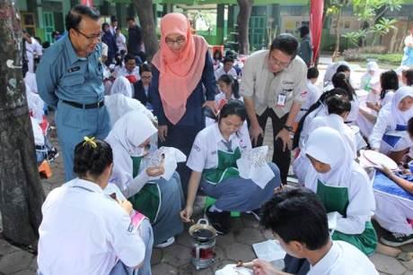 PT. AHM Gelar Program Sahabat Satu Hati Membatik serta 700 biker Honda  Cintai Batik Indonesia 02 pertamax7.com