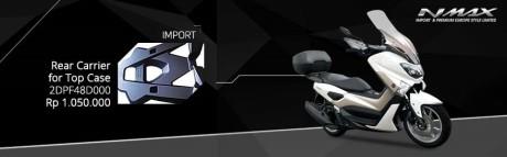 Rear_Carrier aka dudukan box yamaha nmax 155 pertamax7.com