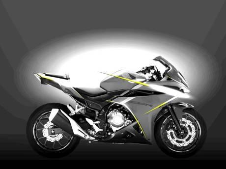 Teaser New Honda CBR500R 2015 Headlamp LED 00 pertamax7.com