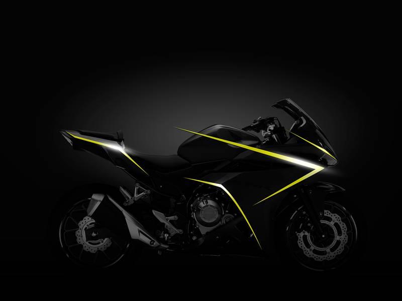 Teaser New Honda CBR500R 2015 Headlamp LED 01 pertamax7.com