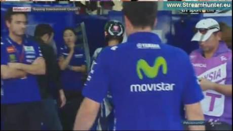 Terlempar dari 3 Besar Karena Rossi, Lorenzo diusir dari Parc fermé 00 pertamax7.com