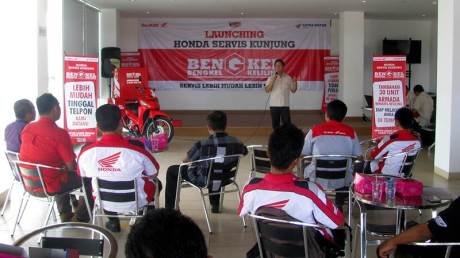 Unit Bengkel Keliling Astra Motor Yogyakarta bertambah Guna Tingkatkan Layanan Untuk Konsumen, Tinggal Telepon om 00 pertamax7.com