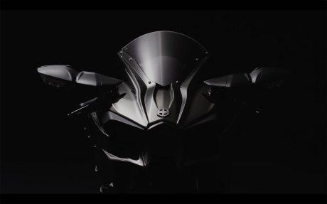 Warna Baru Kawasaki Ninja H2 Hitam Doff 2016 ini makin sadis 14 Pertamax7.com