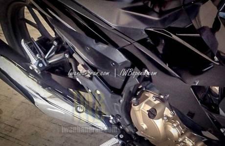 wujud All New Suzuki Satria F injeksi radiator 2016 05 Pertamax7.com