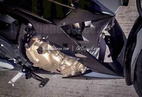 wujud All New Suzuki Satria F injeksi radiator 2016 07 Pertamax7.com