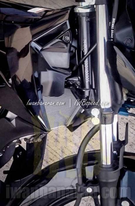 wujud All New Suzuki Satria F injeksi radiator 2016 08 Pertamax7.com