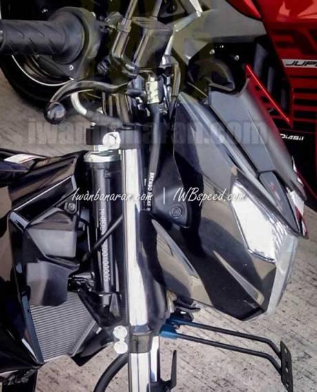 wujud All New Suzuki Satria F injeksi radiator 2016 09 Pertamax7.com