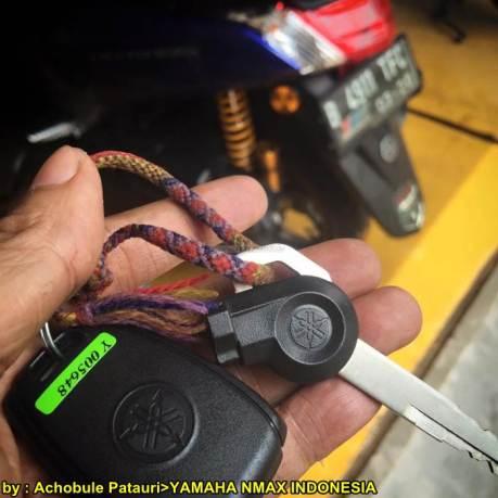 Yamaha Siapkan Moto Finder Immobilizer Buat NMAX 155, Aman Bisa Titt Titt 00 pertamax7.com