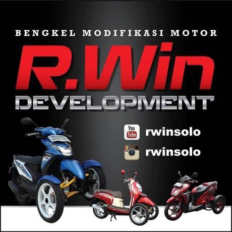 AKhirnya Modifikasi Yamaha NMAX 155 Roda tiga Reverse Trike Karya R.Win Solo jadi Juga, Cadas 02 Pertamax7.com