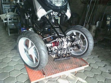 AKhirnya Modifikasi Yamaha NMAX 155 Roda tiga Reverse Trike Karya R.Win Solo jadi Juga, Cadas 06 Pertamax7.com