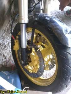 Akibat Pasang Limbah Moge di Motor Kecil Mocil tanpa perhitungan, Mulai Keras nggak nyaman sampai jumpalitan 05 pertamax7.com