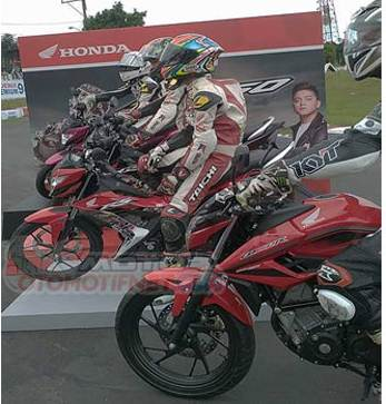 All New Honda CB150R dan New Sonic 150R Buatan Indonesia Eksport ke Filipina pertamax7.com