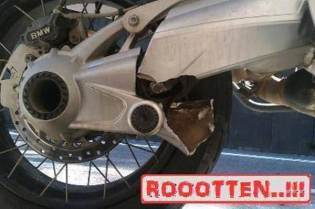 Bule Ini Keluhkan Motor BMW yang Protol Kualitas CHING-LING 10 pertamax7.com