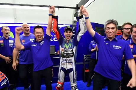 Foto Selebrasi Lorenzo Juara Dunia Motogp 2015, Awas Jangan dibuka 04 Pertamax7.com