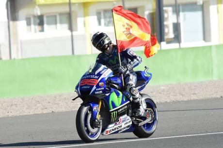 Foto Selebrasi Lorenzo Juara Dunia Motogp 2015, Awas Jangan dibuka 07 Pertamax7.com