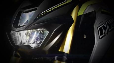 headlamp yamaha MT15 Koito nongol di teaser yamaha M-SLAZ Slash Your Darkness pertamax7.com