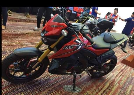 Ini dia tampang Bening Yamaha MT15 M-SLAZ Thailand, sesuai bayangan fans semua  pertamax7.com 2