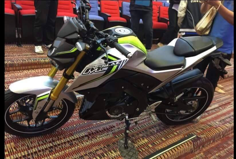 Ini dia tampang Bening Yamaha MT15 M-SLAZ Thailand, sesuai bayangan fans semua  pertamax7.com