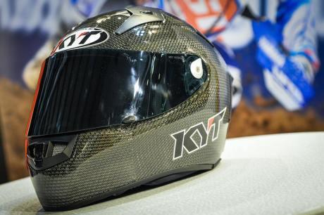 Intip Kerennya Helm KYT TURNDER FLASH Carbon Fiber dan Pakai Titanium, Buatan Italy Lho 02 Pertamax7.com