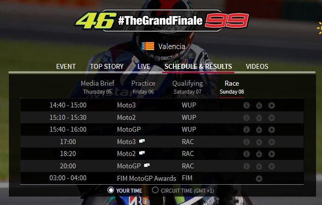jadwal tayang final motogp valencia 2015 pertamax7.com