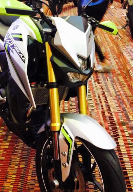 Kayak Gini Nih Wujud Yamaha MT-15 dari segala Sisi, Headlamp Seram berkonde Tajam 01 Pertamax7.com