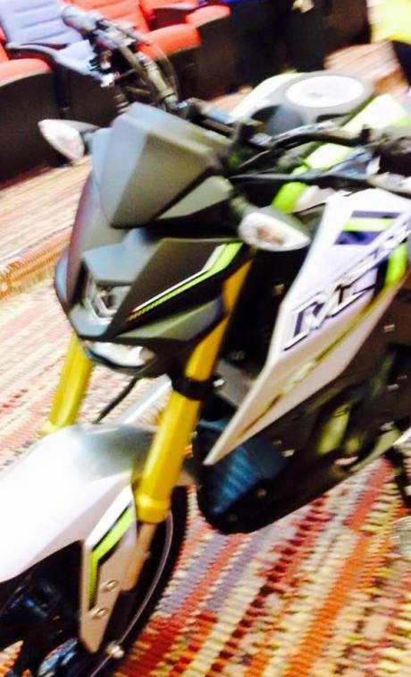 Kayak Gini Nih Wujud Yamaha MT-15 dari segala Sisi, Headlamp Seram berkonde Tajam 05 Pertamax7.com