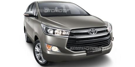 Launching 23 November 2015, ini dia Tampang Bening All New Toyota 2016