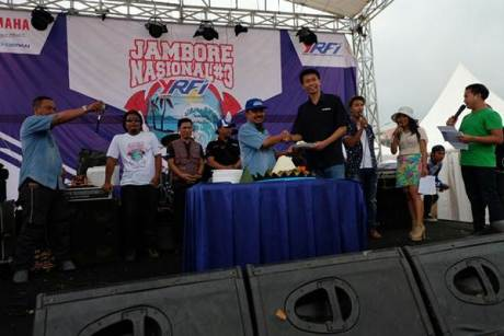 Liputan Deklarasi Indonesia Max Owners - MT25 Series Indonesia - YRFI Pangandaran - YRFI Batam (1) pertamax7.com