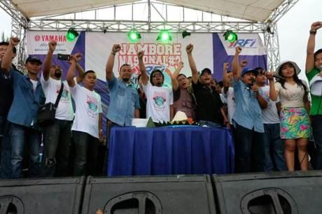Liputan Deklarasi Indonesia Max Owners - MT25 Series Indonesia - YRFI Pangandaran - YRFI Batam (2) pertamax7.com