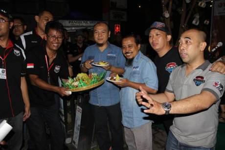 Liputan Deklarasi Resmi Surakarta Max Owner. Turut Hadir Management PT Yamaha Indonesia Motor Manufacturing (1) pertamax7.com