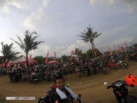 Liputan Honda Bikers day 2015 pecah rekor tembus lebih dari 20 ribu peserta 04 Pertamax7.com