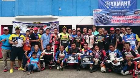 LiputanKomunitas meramaikan Seri 3 Yamaha Sunday Race di Sentul International Circuit pertamax7.com