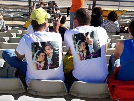 Meme Pernikahan Marquez dengan Lorenzo ini Jadi Kaos Fans Rossi di valencia, Ngakak bin Panas pertamax7.com 2