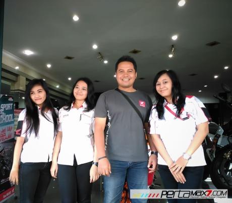 Meriahnya Touring Blogger Honda bikers Day 2015 Susuri Jalan Surakarta Wonogiri Sampai Pacitan 01 Pertamax7.com