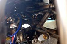 Modifikasi Kawasaki KSR 110 pakai Mesin Honda CBR150R Karbu ini Imut tapi sadis 05 Pertamax7.com