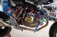 Modifikasi Kawasaki KSR 110 pakai Mesin Honda CBR150R Karbu ini Imut tapi sadis 07 Pertamax7.com