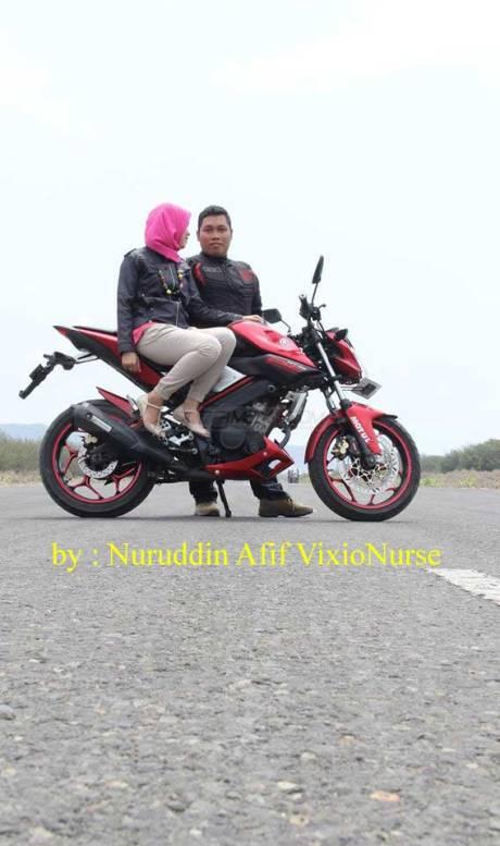 Modifikasi Yamaha Old Vixion jadi ala MT25 asal Purworejo Ini lagi heboh 01 Pertamax7.com